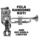 Kuti, Fela Ransome Vinyl And His Koola Lobitos