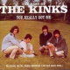 Kinks Best of-You Really Got..